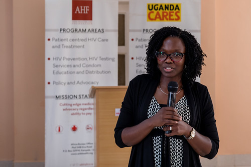 Uganda University Debate on HIV Prevention