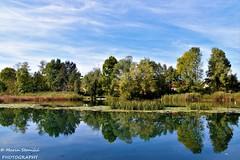 Duga Resa, Karlovac County, Croatia - Reflections on river Mrežnica (Marin Stanišić Photography) Tags: dugaresa croatia karlovaccounty reflections river mrežnica nikon d5500