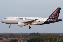 Airbus A319-111 – Brussels Airlines – OO-SSL – Brussels Airport (BRU EBBR) – 2019 10 26 – Landing RWY 25L – 01 – Copyright © 2019 Ivan Coninx (Ivan Coninx Photography) Tags: ivanconinx ivanconinxphotography photography aviationphotography brusselsairport bru ebbr airbus airbusa319 airbusa319111 a319 a319111 brusselsairlines oossl aviation spotting landing approach finalapproach sn2288