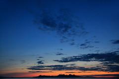The islands of Muck, Eigg and Rum from Glenuig (Troonafish) Tags: scotland scottish canon canon5d2 canon5dii canon5dmark2 canon5dmarkii 5d2 5dii 5dmark2 5dmarkii gavintroon gavtroon 2019 thegreatoutdoors highlands highlandsofscotland scottishhighlands westcoast smallisles thesmallisles island islands innerhebrides rum isleofrum rhum isleofrhum landscape landscapes landscapephotography countryside scottishcountryside scottishlandscape scenery scottishscenery naturalbeauty sun sunlight clouds cloud islandview coast coastline coastal sea seascape seascapephotography seashore seascapes muck isleofmuck eigg isleofeigg orangesky orange bluesky sunset sunsets sunsetoversea sunsetoverwater rhumcuillin rumcuillin rumcuillins rhumcuillins glenuig arisaig