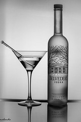 Still Life Photography (Nabendu Das Gupta) Tags: vodka martini homestudio fooddrink singleflash 550d 50mm