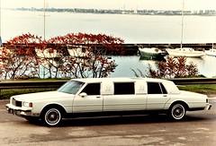 1988 Chevrolet Caprice Classic Limousine (aldenjewell) Tags: 1988 chevrolet caprice classic limousine 72 inch double cut extension viscount coachbuilders canada photo