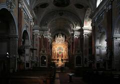 In der Schottenkirche (Wolfgang Bazer) Tags: schottenkirche basilika unserer lieben frau zu den schotten freyung innere stadt wien vienna österreich austria kirche kircheninnenraum church interior barockkirche baroque