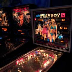 Blipsy Bar (jericl cat) Tags: koreatown western losangeles blipsy bar interior vintage 80s retro pinball arcade
