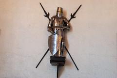 Casa Loma, Toronto, Ontario, Canada (Tiphaine Rolland) Tags: casaloma toronto canada ontario castle château 2019 armure armour armor intérieur interior