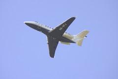 Albinati Aeronautics Hawker 125 HB-VPJ (Rob390029) Tags: albinati aeronautics hawker 125 hbvpj newcastle airport ncl egnt