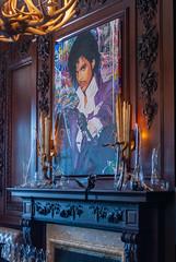 Casa Loma, Toronto, Ontario, Canada (Tiphaine Rolland) Tags: casaloma toronto canada ontario castle château 2019 intérieur interior prince tableau peinture painting frame art artwork