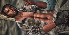 Look 655  ✯✯✯  YÜTH  ✯  Kalback  ✯  Not Found  ✯✯✯  -  New Releases!!! (Raphael Gauthier) Tags: gift grouman men pants shirts blouse jacket style blog hair tattoo fashion couple shoes photoshop pgift gacha skin poses free clothes beard casual he event estilo events raphaelgauthier raphael ava avatar avi secondlifeblog second secondlifeblogger secondlife fashionblogger fashionmaleblogger gauthier man moda myuniverse myuniversebyphaelgauthier yüth yü yohji yu notfound volkstone kalback nativeurban tmd access release new newreleases newrelease