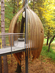 East Pod on the Canopy Walk (Bruces 51) Tags: whiting forest canopy walk dow gardens midland michigan