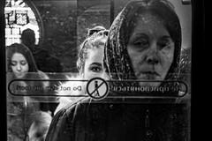 Subway (Metro) (Valery Titievsky) Tags: siberia streetlife streetphoto titievsky valery valerytitievsky bw blackwhite blackandwhite fujixt1 fujifilm fujifilmxt1 life people qrp rangefinder rf ssp ua9otw xt1 valtievsky