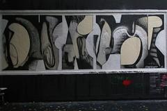 L'Outsider (aka Yann LE BERRE) (Edgard.V) Tags: paris parigi street art urban urbano arte callejero mural graffiti graffmut wall muro parede forme formas déformation