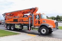 CCP=Coastal Carolina Pumping Inc. Truck (raserf) Tags: charlotte north carolina mack putzmeister ccp coastal pump pumper pumping inc truck trucks cement concrete sturtevant wisconsin racine county