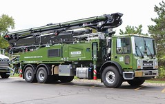 Phase VII Management Pumping Truck (raserf) Tags: phase vii management concrete cement truck trucks pump pumper pumping putzmeister mack sturtevant wisconsin racine county