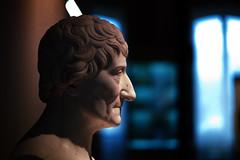Buste d'Alexandre Brongniart (•Nicolas•) Tags: france tourism visite m9 sèvres exposition color musée nicolasthomas sculpture buste marbre