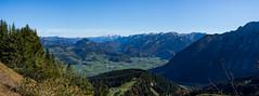 Salzachtal (Christoph Wenzel) Tags: gebirge tamron2875mmf28diiiirxd natur herbst landschaft urlaub wald bäume berge panorama bayern rossfeldpanoramastrase alpen berchtesgaden salzburg österreich deutschland