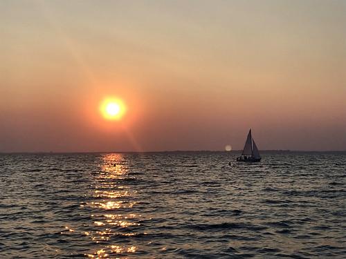 Jackfish Lake Sailboat 4