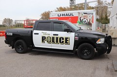 Town of Porter Police (raserf) Tags: town porter indiana county burns harbor police cop dodge ram 57 liter hemi truck officer vehicle 11