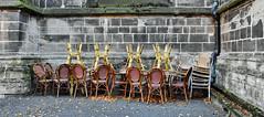 Saisonende (r.wacknitz) Tags: quedlinburg harzmountains capture cafe autumn moody altstadt oldtown unescoweltkulturerbe nikond5600 tamron18200 luminar18