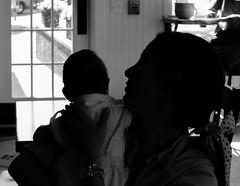 Mother's Love (Ulises Vizcardo) Tags: annabella portrait retratos bw