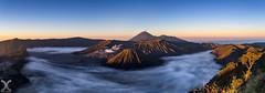 Bromo Sunrise (DanielKHC) Tags: mount bromo indonenesia volcano sunrise fog landscape panorama