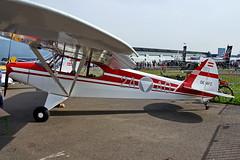 OE-AFC 2A-AO Piper PA-18-95 Super Cub  Zeltweg 03-09-16 (Antonio Doblado) Tags: oeafc 2aao piper pa18 supercub cub zeltweg airpower aviacion aviation aircraft airplane
