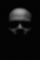 Spooky (Psyko Spiff) Tags: bw selfportrait nikon spooky selfie nikond800 nikonafs70200f28vr grain