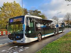 NLD Qbuzz 3428 ● Tolbert Bousemalaan (Roderik-D) Tags: qbuzz34203447 3428 mercedesbenz citaro3 citaroc2 o530g qlinkblauw qlink3 articulatedbus 83bdp2 427253 tolbertbousemalaan 2014 2013 dieselbus euro6 capacity441001 isri geledebus gelenkbus qlink ticketmachine lightsensor 3axle 3doors