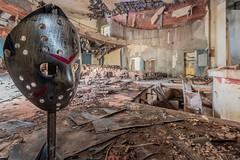 Mauro Amoroso © (Dusty Secrets) Tags: urbex abandoned decay dust dusty dirt dirty mauroamorosoadventures natgeo natgeotravel natgeocreative nationalgeographic nikon nikonitalia nikkor fowa nital theatre teatro room muffa explore exploring adventure adventures colour colori chair armchair