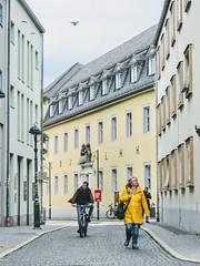 Street scene, #Weimar (Runen LIU) Tags: weimar germany allemagne street rue ruelle deutschland