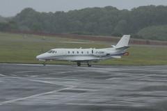 Multiflight Charter Services Cessna C560 Citation XL G-CGMF (Rob390029) Tags: multiflight charter services cessna c560 citation xl gcgmf newcastle airport ncl egnt