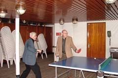 Ping Pong on Holland America Ryndam Cruise Ship, Alaska (Joseph Hollick) Tags: alaska cruiseship ryndam hollandamerica pingpong sport