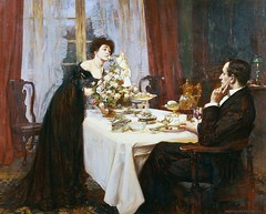 Albert Chevallier Tayler - Elizabeth Barrett Browning 1909 (Sabri KARADOĞAN) Tags: abstract nature water landscape blue trees sky newyork green art sunset red white clouds flowers winter chicago flower colorful celestialimages adamasar snow tree beautiful beauty yellow photography ocean old blackandwhite black color beach skyline vintage wildlife travel leaves architecture modern forest outdoors rocks bison city autumn light mountains love nyc sea orange painting