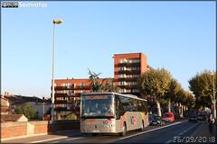 Mercedes-Benz Intouro – SPL D'un point à l'autre / liO (Lignes Intermodales d'Occitanie) (Semvatac) Tags: semvatac photo bus tramway métro transport transports mercedes benz intouro spl d'un point à l'autre lio lignes intermodales d'occitanie 701 carmaux pont neuf albi tarn spld'unpointàl'autre lignesintermodalesd'occitanie mercedesbenz cj582kk
