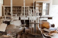 Old School labs (rantropolis) Tags: abandoned china waterpark water park lab chemical powerplant urbex urbanexploration nikon d750 15mm beijing