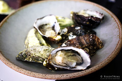 20191031-17-Pacific oyster with horseradish mignonette at Franklin in Hobart (Roger T Wong) Tags: 2019 australia franklin hobart metabones rogertwong sigma50macro sigma50mmf28exdgmacro smartadapter sonya7iii sonyalpha7iii sonyilce7m3 tasmania dinner food oyster restaurant