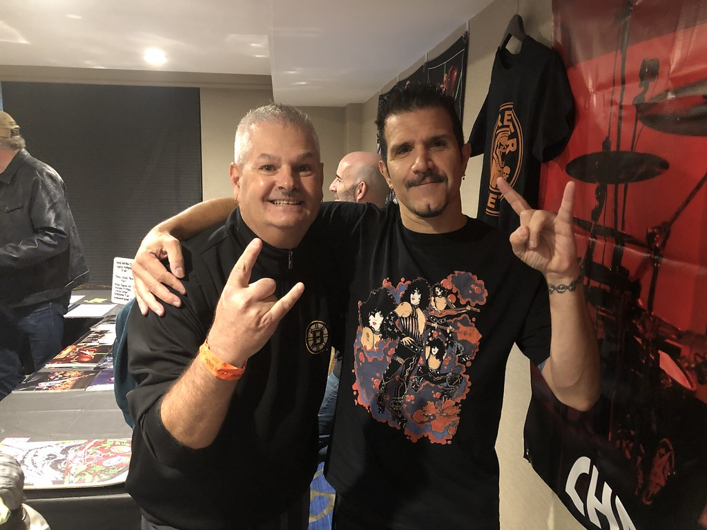 Charlie Benante images