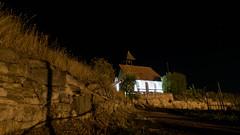 Michaelskapelle (markusgeisse) Tags: michaelskapelle dürkheim pfalz nacht night light weinberge mauer kirche kapelle church chapel