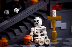 Spooky decorations (N-11 Ordo) Tags: halloween 2019 ordo n11 ordobuilds lego legomoc mania legography build builder bricks vampire castle happy mr grievous moc sigfig october holiday star wars spooky outfit suit legos n11ordo legomania legobuild legobuilder legostarwars legobricks photography pentax happyhalloween mrgrievous