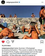 One of my favourite places getting worldwide... (lorenzogrif) Tags: tricaseporto puglia salento colors italy italiansummer streetphotography spicollective dive igstreetphotography theprintswap lensculture aspfeatures ipctakeover magnumphotos hcscstreet thebrightsideofeu shadowhunters eyeshotmag fujifilmuk