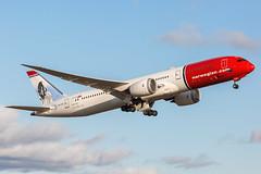 LN-LNO Boeing 787-9 Dreamliner Norwegian Long Haul (Andreas Eriksson - VstPic) Tags: lnlno boeing 7879 dreamliner norwegian long haul