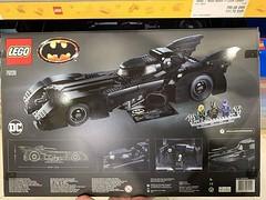 2019-2020 lego leaks (Jacob Customs) Tags: lego batman tim burton 1989 batmobile ucs ultimate collector series micheal keaton jack nichelson joker viki vale