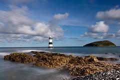 Penmon Point Lighthouse, Anglesey (Phreepie3) Tags: beaumaris wales unitedkingdom