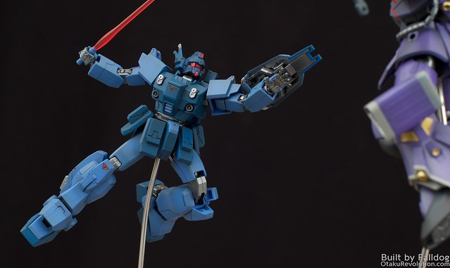 Blue Destiny vs Efreet Custom 7 by Judson Weinsheimer