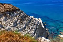 La Scala dei Turchi (2) - Sicily Italy (Eugenio GV Costa) Tags: approvato sicilia sicily italy scala turchi mare scoglio roccia acqua beach water blue outside eealmonte sea legend agrigento