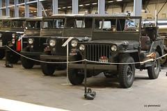 alte Jeeps der Schweizer Armee (phototom12) Tags: militär museum jeep jeeps schweizer armee