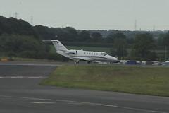 Atlas Air Service Cessna C525 Citation D-IKBO (Rob390029) Tags: atlas air service cessna c525 citation dikbo newcastle airport ncl egnt