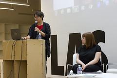 Clara Boj, Mesa Propuestas de conciencia medioambiental desde el Bio Arte