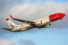 SE-RRO Boeing 737-8JP(WL) Norwegian Air Sweden (Andreas Eriksson - VstPic) Tags: serro boeing 7378jpwl norwegian air sweden has started transfering 737s swedish aoc
