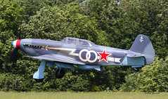 Yakovlev Yak-3 (Aero.passion DBC-1) Tags: 2019 meeting fertéalais yakovlev yak3 aeropassion plane aircraft aviation avion david biscove