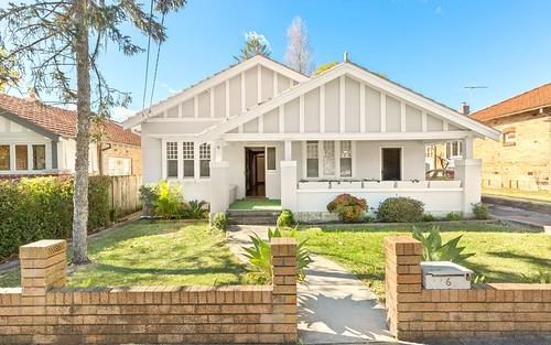 6 Blakesley St, Chatswood NSW 2067